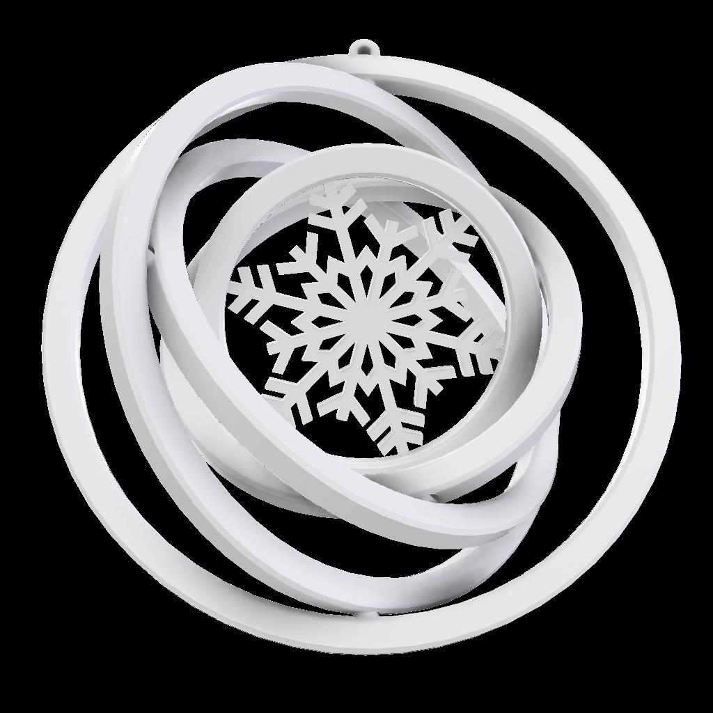 Snaigė-balta