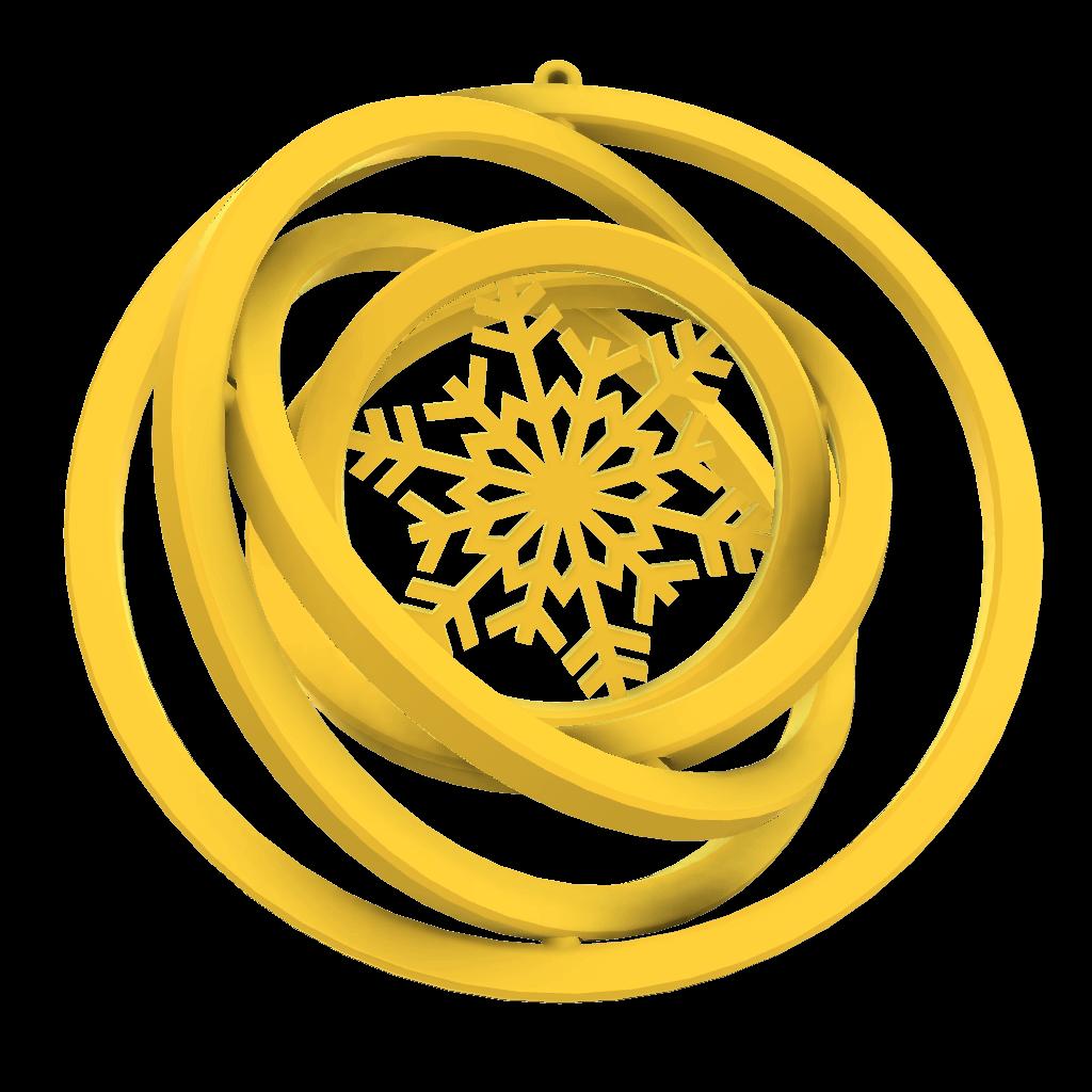 Snaigė-geltona