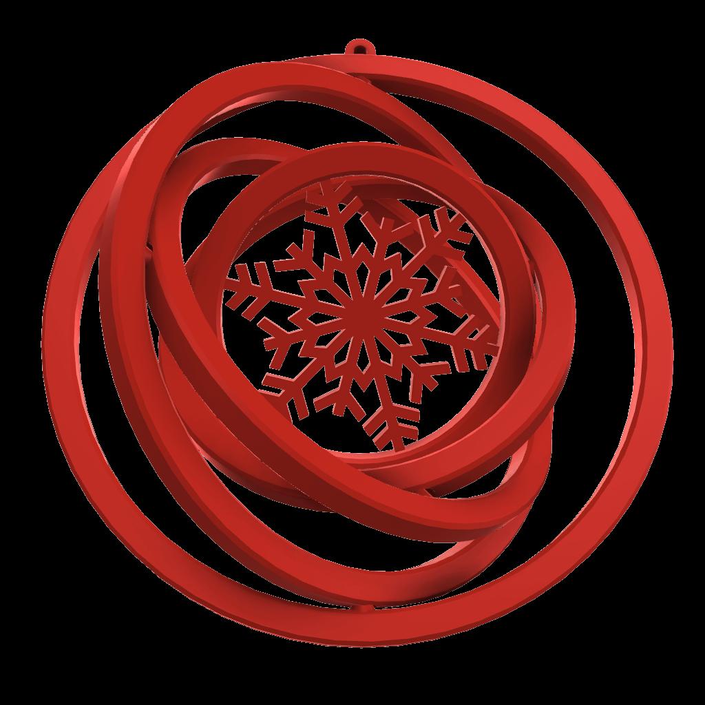 Snaigė-raudona