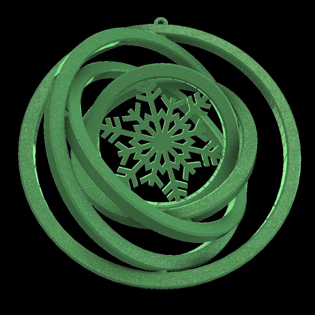 Snaigė-žalia